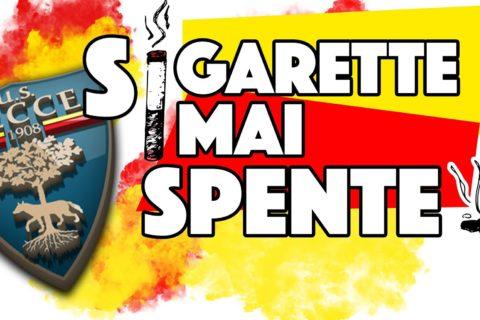 Sigarette mai spente… il punto dopo Crotone-Lecce