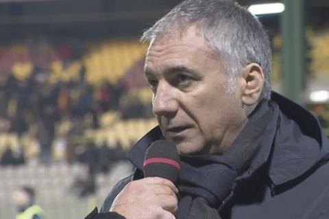 """Meluso: """"Sconfitta che lascia l'amaro in bocca. Arriveranno un centrocampista e un difensore"""""""