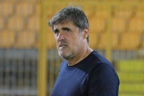 """Trapani, parla Calori: """"Complimenti ai miei ragazzi. Regalo al Lecce? Ecco cosa ne penso.."""""""