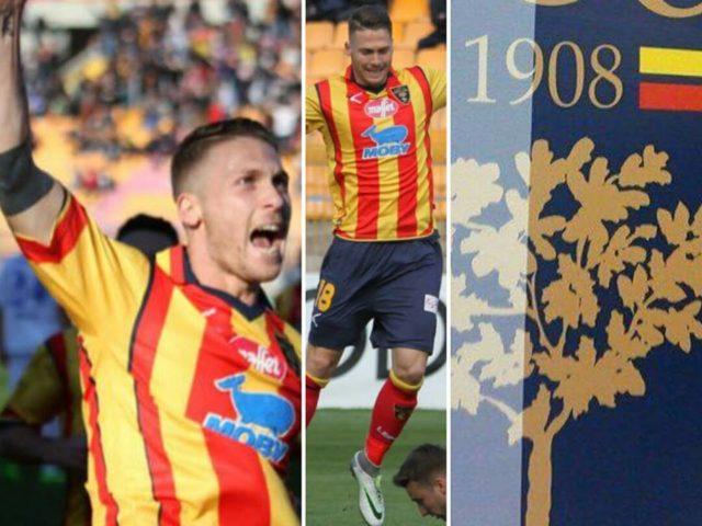 """La risposta di Caturano: """"È per i tifosi come te che si scende in campo per la vittoria…"""""""