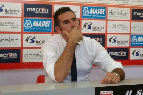 """Catania, per Lucarelli è finita: """"Pensiamo a difendere il secondo posto"""""""
