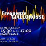 """Alle 15.30 su Radio Rama torna """"Frequenze Giallorosse"""": ospite in Studio Giampaolo Morelli"""