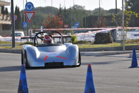 Al via il 1°Slalom del Salento: oggi pomeriggio le verifiche, domani la gara sul circuito EuroKart