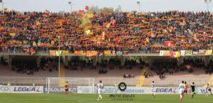 Lecce Fondi Un Solo Precedente Al Via Del Mare Vittoria Secca Per I Giallorossi Nello Scorso Campionato