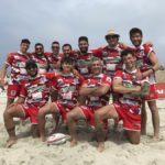 Il BariBeachRugby si aggiudica la Champions Cup di San Foca
