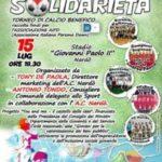 """""""Un goal per la Solidarietà"""" domani a Nardò"""