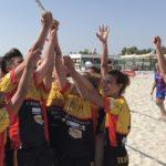 Salento Femminile e BarBariBeachRugby Campioni del X Magna Grecia Beach Rugby Cup