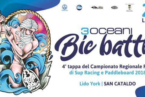 Surf, la quarta tappa del campionato regionale pugliese Fisw di Sup Racing e Paddleboard a San Cataldo di Lecce