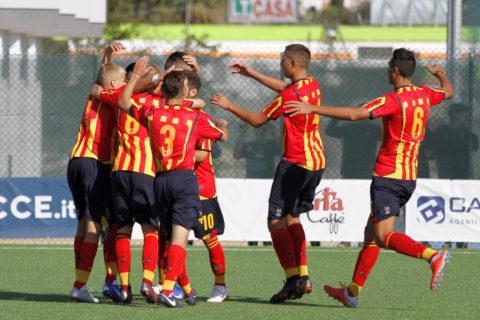 Lecce Primavera: Cosenza battuto, staccato il pass per i Quarti di Finale