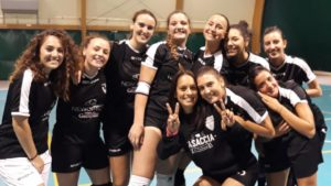Serie A Pallavolo Femminile Calendario.Volley Femminile Serie D New Optics Melendugno Ecco Il