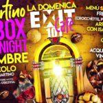 """""""JUKEBOX NIGHT"""" ALL'EXIT 101 CAFÈ PER LA FESTA DI SAN MARTINO"""