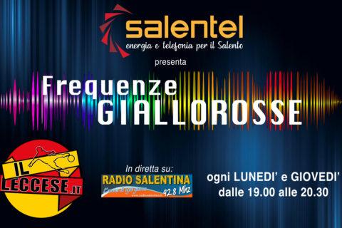 """Questa sera torna """"Frequenze Giallorosse"""": ospiti Antonio Ricciato ed Edoardo Bocca"""