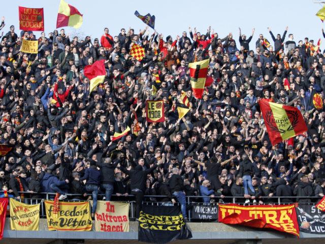 Esodo giallorosso per Cittadella: a ruba i biglietti per il settore ospiti