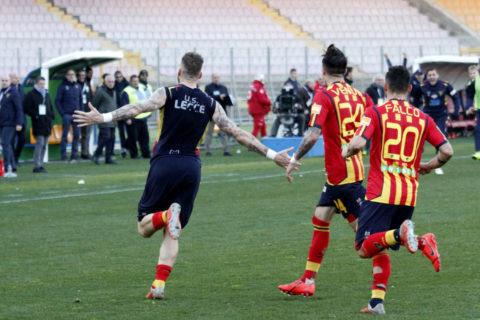 Lecce-Livorno 3-2: la photogallery