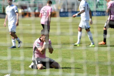 Palermo, niente iscrizione alla Serie B. Futuro incerto per i rosanero