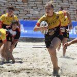 Le Tarantate attese alla terza Finale Scudetto di fila nel Beach Rugby