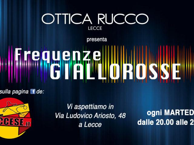 Torna questa sera Frequenze Giallorosse: ospite Antonio Ricciato