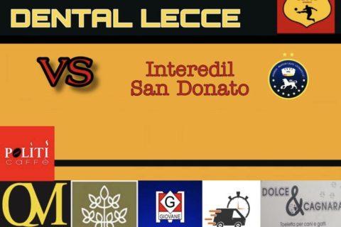 Calcio amatori:Fc Technology Dental Lecce alla prova San Donato nel turno infrasettimanale