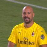 """Nel Milan parla Reina: """"C'è voglia di riscatto"""""""