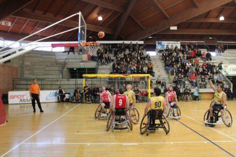 Basket in carrozzina, Lupiae Team Salento: buona la prima