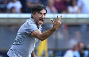 """Qui Verona, Juric: """"Prova di grande maturità. Il Lecce può salvarsi"""""""
