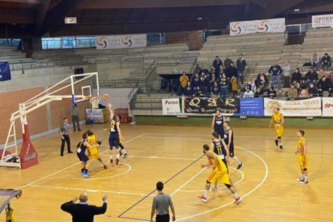 Basket, Serie C: la Lupa Lecce sbrana Ostuni